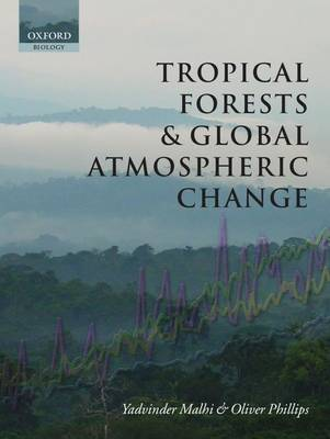 Tropical Forests and Global Atmospheric Change (Paperback)