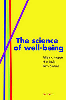 The Science of Well-Being (Paperback)