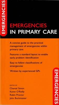Emergencies in Primary Care - Emergencies in...