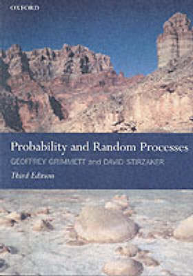Probability and Random Processes (Paperback)