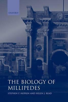 The Biology of Millipedes (Hardback)