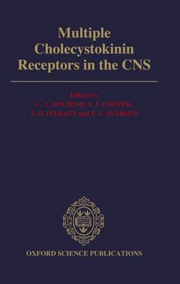 Multiple Cholecystokinin Receptors in the CNS (Hardback)