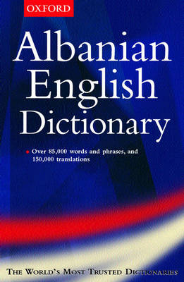 Oxford Albanian-English Dictionary (Paperback)
