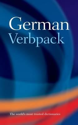 Oxford German Verbpack (Paperback)
