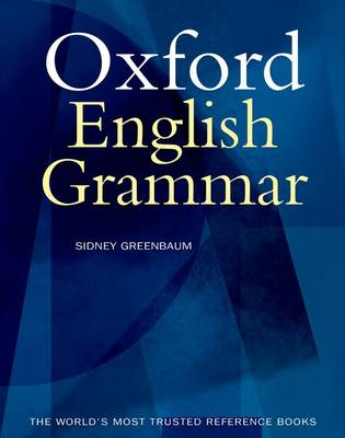 The Oxford English Grammar (Hardback)