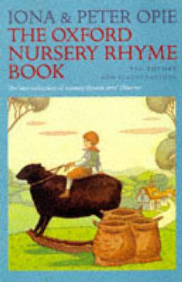 The Oxford Nursery Rhyme Book (Hardback)