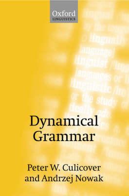 Dynamical Grammar (Hardback)