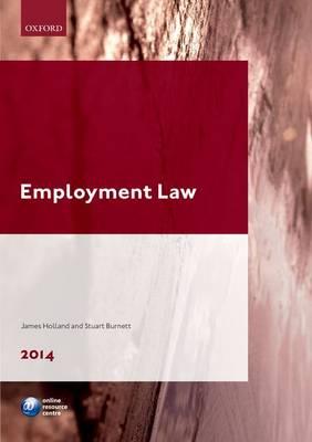 Employment Law LPC Guide 2014 - Legal Practice Course Guide (Paperback)