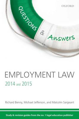 Questions & Answers Employment Law 2014-2015: Law Revision and Study Guide (Paperback)
