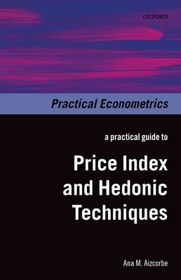 A Practical Guide to Price Index and Hedonic Techniques - Practical Econometrics (Hardback)