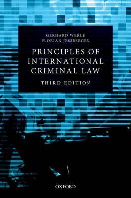 Principles of International Criminal Law (Paperback)