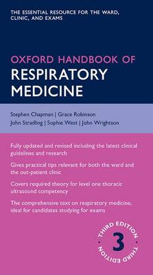 Oxford Handbook of Respiratory Medicine - Oxford Medical Handbooks