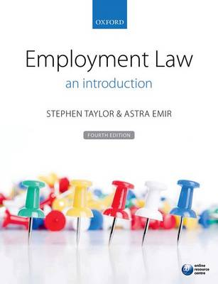 Employment Law: an introduction (Paperback)
