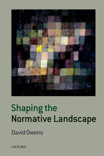 Shaping the Normative Landscape (Paperback)