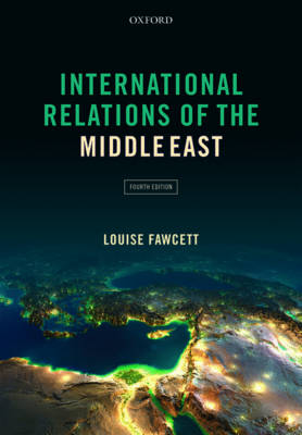 International Relations of the Middle East (Paperback)