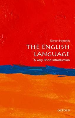 The English Language: A Very Short Introduction - Very Short Introductions (Paperback)