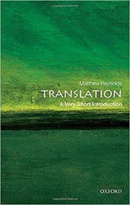 Translation: A Very Short Introduction - Very Short Introductions (Paperback)