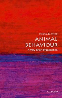 Animal Behaviour: A Very Short Introduction - Very Short Introductions (Paperback)