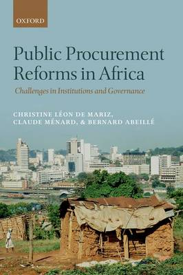 Public Procurement Reforms in Africa: Challenges in Institutions and Governance (Hardback)