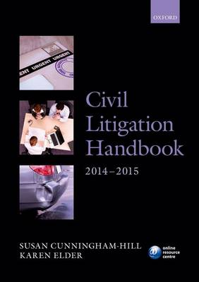 Civil Litigation Handbook 2014-15 2014-15 - Legal Practice Course Guide (Paperback)