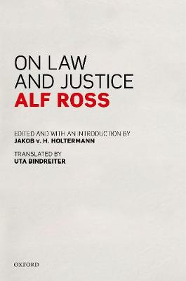 On Law and Justice (Hardback)