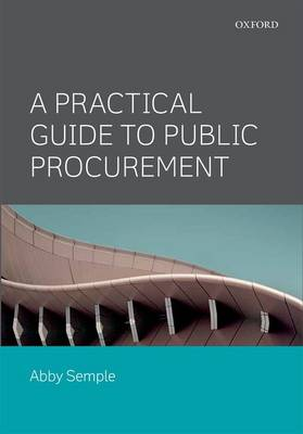 A Practical Guide to Public Procurement (Paperback)