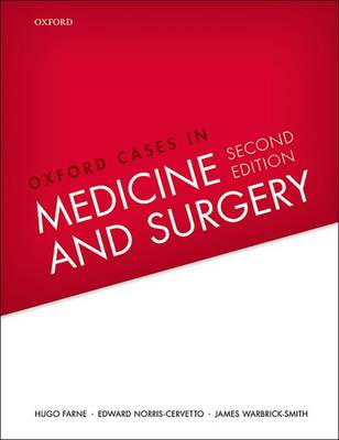 Oxford Cases in Medicine and Surgery (Paperback)