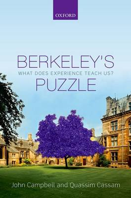Berkeley's Puzzle: What Does Experience Teach Us? (Hardback)