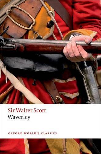 Waverley - Oxford World's Classics (Paperback)
