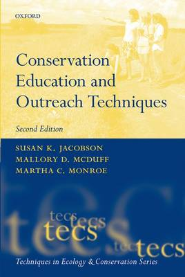Conservation Education and Outreach Techniques - Techniques in Ecology & Conservation (Paperback)