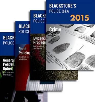 Blackstone's Police Q&A 2015 - Blackstone's Police Manuals