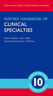 Oxford Handbook of Clinical Specialties - Mini Edition - Oxford Medical Handbooks