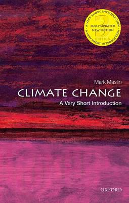 Climate Change: A Very Short Introduction - Very Short Introductions (Paperback)