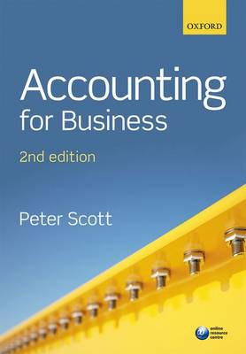 Accounting for Business (Paperback)