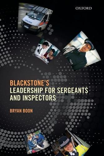 Leadership for Sergeants and Inspectors (Paperback)