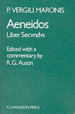 Aeneid: Book 2 - Aeneid (Paperback)