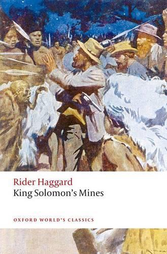 King Solomon's Mines - Oxford World's Classics (Paperback)