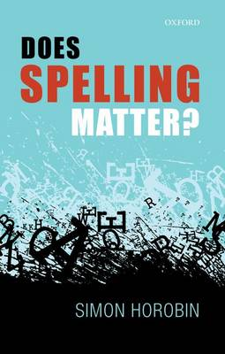 Does Spelling Matter? (Paperback)