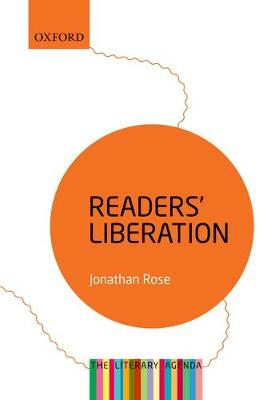 Cover Readers' Liberation: The Literary Agenda - The Literary Agenda