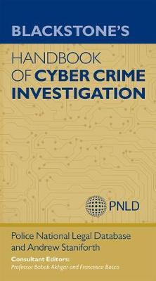 Blackstone's Handbook of Cyber Crime Investigation (Paperback)
