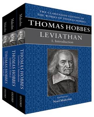 Thomas Hobbes: Leviathan: The English and Latin Texts - Clarendon Edition of the Works of Thomas Hobbes