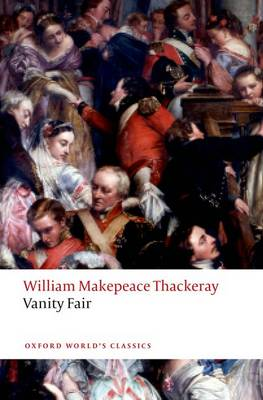 Vanity Fair - Oxford World's Classics (Paperback)