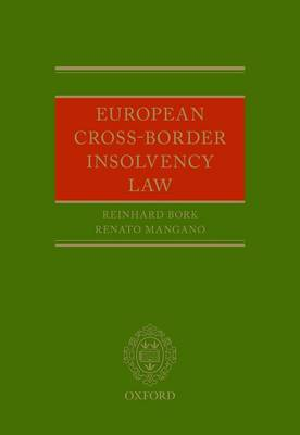European Cross-Border Insolvency Law (Hardback)