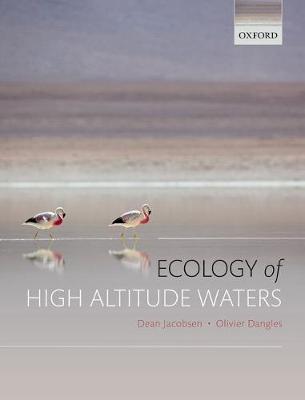 Ecology of High Altitude Waters (Hardback)