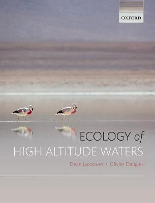 Ecology of High Altitude Waters (Paperback)