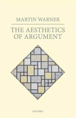 The Aesthetics of Argument (Hardback)