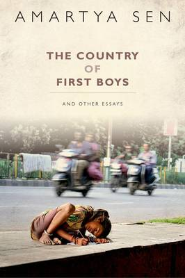 The Country of First Boys: And Other Essays (Hardback)