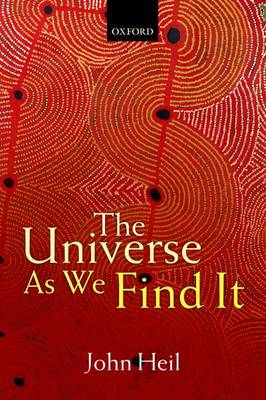 The Universe As We Find It (Paperback)