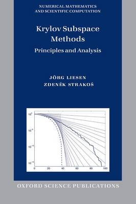Krylov Subspace Methods: Principles and Analysis - Numerical Mathematics and Scientific Computation (Paperback)