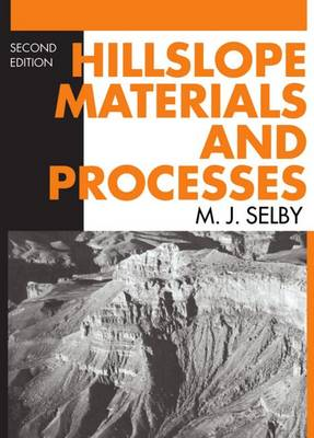 Hillslope Materials and Processes (Paperback)